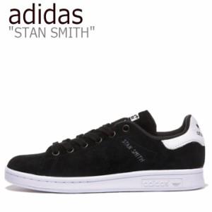 アディダス スニーカー adidas メンズ レディース STAN SMITH スタンスミス BLACK ブラック FZ0019 シューズ