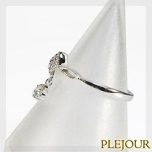 エンゲージリング・ダイヤモンド・リング・アンティーク調・リング・18金・婚約指輪 xmas クリスマス