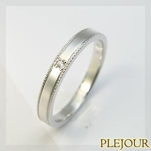 ペアリング・プラチナ・マリッジリング pt900 指輪 xmas クリスマス