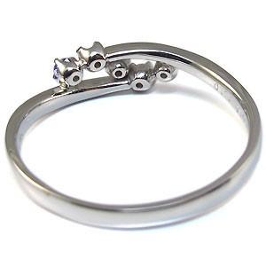10金・リング・タンザナイト・リング・指輪 xmas クリスマス
