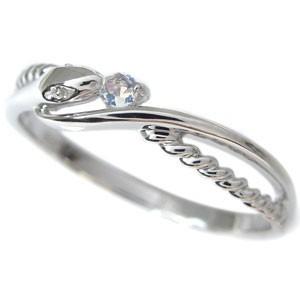 プラチナ・指輪・蛇・スネーク・へび・リング xmas クリスマス