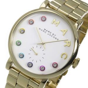 043f05052ef2 マーク バイ マークジェイコブス ベイカー レディース 腕時計 MBM3440 ホワイト【送料無料】