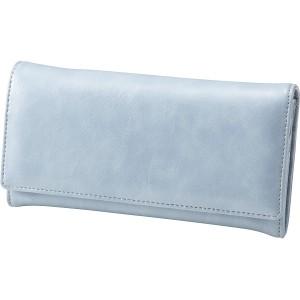 5d2ddf611c9a イルムス 長財布 ブルー 装身具 財布 婦人札入れ S-ILL15313BL(代引不可)