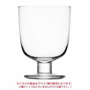 【14時迄のご注文は当日発送】レンピ ユニバーサル グラス [1個入り]  iittala Lempi Universal glass