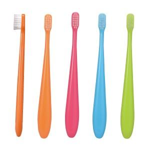 【メール便を選択で送料無料】Ci ミニ 歯ブラシ / ミディ 5本入 / Mふつう【Ciメディカル 歯ブラシ】