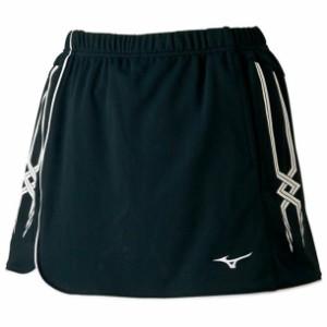 スカート(ラケットスポーツ/レディース)【MIZUNO】ミズノテニス ウエア ゲームパンツ/スカート(62JB7203)