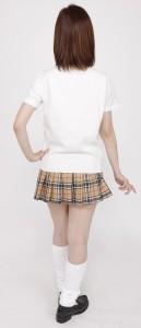 STARRYAGE コットンベスト(オフホワイト) スクールセーター 全4色 男女兼用 正規品 JK制服  ポイント5倍・送料無料!