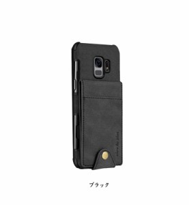 Galaxy S9+ カバー 背面ケース