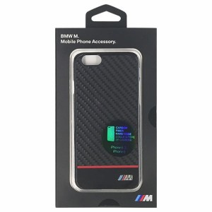 4a01883fc0 【BMW iPhone6/6s リアルカーボンファイバーハードケース レッド BMHCP6CPRE 1コ入】