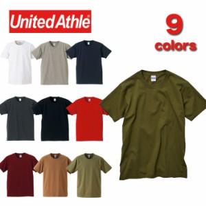 United Athle ユナイテッドアスレ 425201 オーセンティック スーパーヘヴィーウェイト 7.1オンス Tシャツ | 9色 4サイズ ユニセックス メ