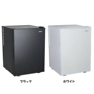 三ツ星貿易寝室用冷蔵庫ML-40G【B】 ML-40G 三ツ星貿易 [代引不可] 全2色 寝室 小型 静音 送料無料