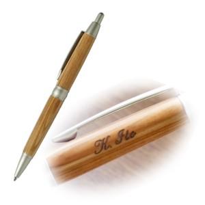 【メール便OK】【名入れ・ラッピング無料/あす楽】三菱鉛筆 宍粟杉シャープペン(木製シャープペン)簡易ラッピング無料 国産杉の香り し