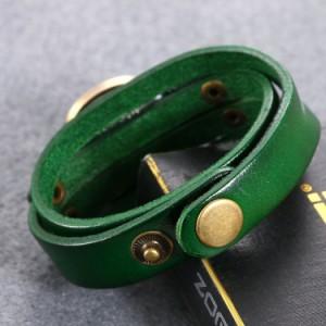 レディース アンティーク ブレスレット 腕時計 ☆ グリーン