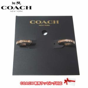 53834be27665 コーチ アウトレット COACH アクセサリー F54497 Cモチーフ ラインストーン ピアス RGD(ピンクゴールド系)