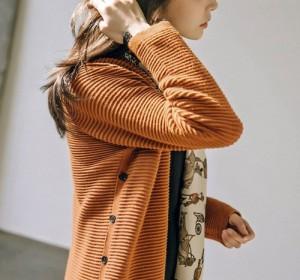 カーディガン レディース ロングカーディガン ロング丈 40代 ファッション 2017 秋 新作