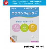 花粉・PM2.5対策に! PIAA エアコンフィルター コンフォート トヨタ車用 EVC-T4