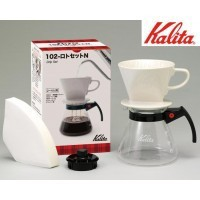 Kalita(カリタ) ドリップセット&ギフトセット 102-ロトセットN 35163
