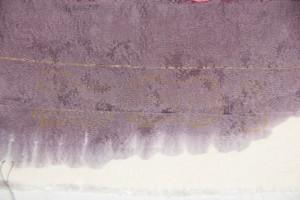 訳あり店舗キャリー在庫【正絹 振袖(八掛付)】仮絵羽 ハギレ はぎれ仕立ての練習用に最適舞台衣装としても使えます。