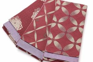 【小袋帯 (長尺)】4m-4.2m 女浴衣帯 ゆかた 半巾帯 半幅帯 ポリエステル 洗える 浴衣から袴下帯まで使えます。
