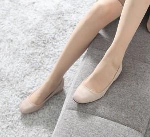 パンプス レディース ローヒール スエード調 チャンキーヒール 太ヒール 2017 秋冬 ファッション 靴 婦人靴