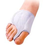指 骨 ヒール 足 変形 痛い 予防 グッズ ソルボ外反母趾サポーター固定薄型メッシュタイプ