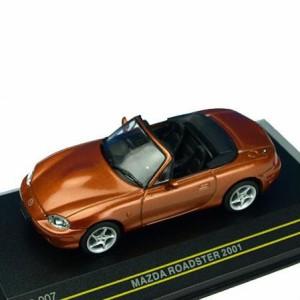 送料無料First43/ファースト43 マツダ(MAZDA)  ロードスター 2001  1/43スケール コレクション 玩具 ミニカー