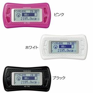 【同梱・代引き不可】山佐時計計器 活動量計 MY CALORY MC-700 ピンク
