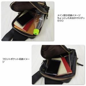 ボディバッグ メンズ 合皮 カジュアル ワンショルダー デニム キャンバス 迷彩 スクウェア