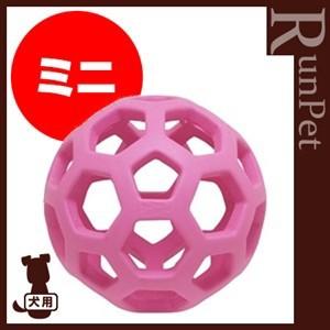 ☆ホーリーローラーボール ミニ ピンク PLATZ プラッツ ▼g ペット グッズ 犬 ドッグ おもちゃ