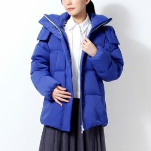 2020-2021秋冬新作 タトラス TATRAS ダウン レディース ダウンジャケット PELER BLUE LTLA20A4178 フード着脱 ブルー 各サイズ