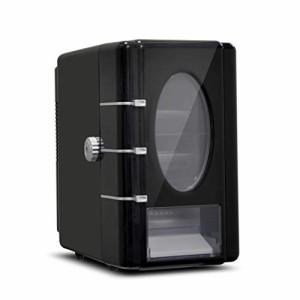 冷温庫 小型 ポータブル 車載 12V 自動販売機型 VS-419 2way電源 小型冷蔵庫 クーラー&ウォーマー 大人 自宅 缶ジュース 缶コーヒー 缶