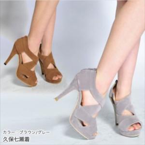 即納 靴 ヒール レディース グラリディエータ—サンダル too-qc898
