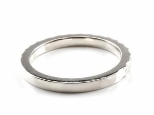 【送料無料】メンズ リング シルバー シンプル sv925 ストレート 地金リング 彫金 手彫り 結婚指
