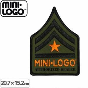 MINI LOGO ミニロゴ ステッカー MINI LOGO AUTHORIZED DEALER 20.7cm x 15.2cm NO02