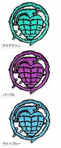 【サンダートラック THUNDER スケボー ステッカー】SONORA TOXIN【3色】【15.6cm x 15cm】NO30