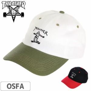 スラッシャー THRASHER キャップ US規格 Gonz Old Timer Dad Hat NO45