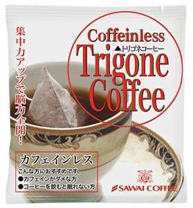 澤井珈琲 コーヒー 専門店 トリゴネコーヒー カフェインレス 8g x 100袋