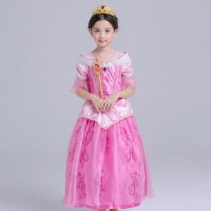 b8326b360b63a AD150 子供ディズニープリンセス キッズ ソフィアプリンセス なりきりワンピース プリンセスドレス 子どもドレス プリンセス