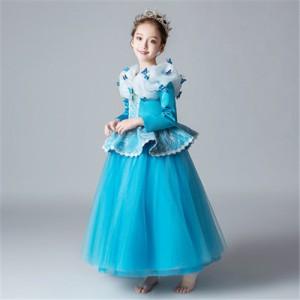 894c678e61b9f LU68ディズニープリンセス 子供用ドレス 仮装 キッズ 白雪姫 コスチューム
