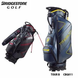 ブリヂストンゴルフ TOUR B CBG011 キャディバッグ セルフクラブスタンド付スタンドバッグ 9.5型 4.1kg BRIDGESTONE SPORTS 10P