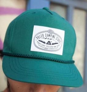 ac4e6e89f2664 Poler Camping Stuff Golf Hat Cap Olive キャップ 送料無料