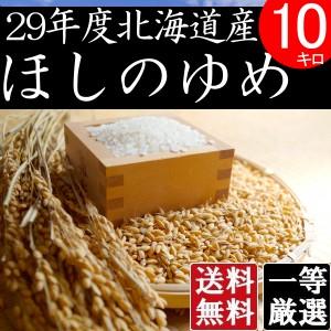 米 10キロ 送料無料 安い ほしのゆめ 北海道産 お米 10kg 安い 白米 北海道米 検査一等米