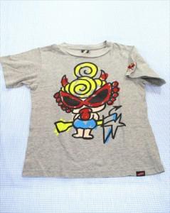 2f7ceeb4c76dd ヒステリックミニ HYSTERIC mini Tシャツ 半袖 130cm グレー系 キッズ トップス 男の子 女の子 子供服 通販 買い取り