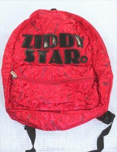 ジディー ZIDDY リュックサック カバン 赤系 雑貨 小物 お出かけ 女の子 キッズ ジュニア 子供服 通販 買い取り