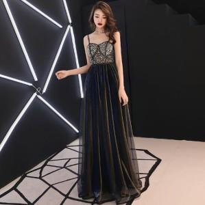 17f42181cb9c7 パーティードレス ロングドレス 新品 披露宴 ホルターネック 二次会ドレス 結婚式 ドレス ワンピース 細身 上品 お呼ばれ
