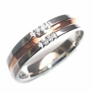 ペアリング 結婚指輪・マリッジリング・ ホワイトゴールド
