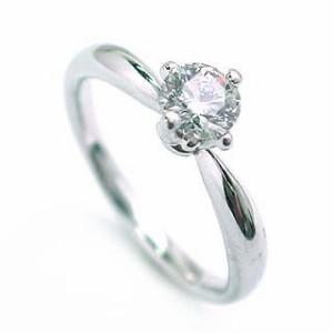 AneCan掲載 Brand アニーベル Pt ダイヤモンドデザインリング 婚約指輪・エンゲージリング ソリティア 一粒