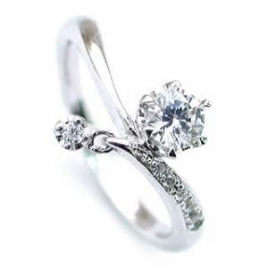 Brand Jewelry fresco Pt ダイヤモンドリング 婚約指輪・エンゲージリング