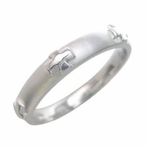 K18ホワイトゴールド 結婚指輪・マリッジリング・ペアリング