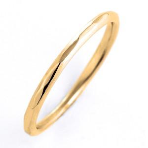 ペアリング 結婚指輪 マリッジリング イエローゴールド リング